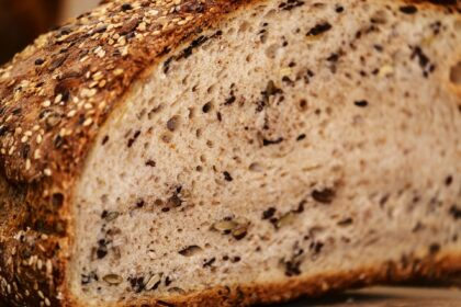 Kruh iz mešanega žita