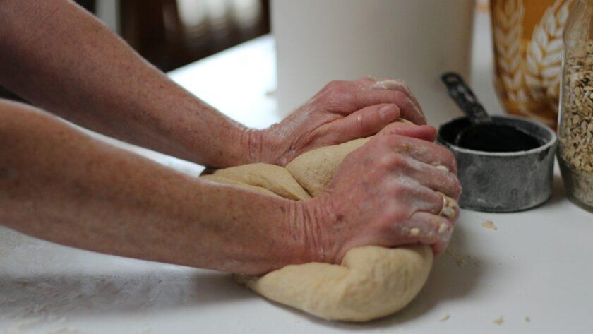 Vzhajanje kruha čez noč