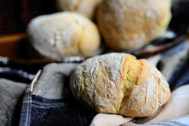 enostavni recept za kruh